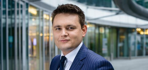 Tomasz Ciąpała - wiceprezes zarządu Lancerto