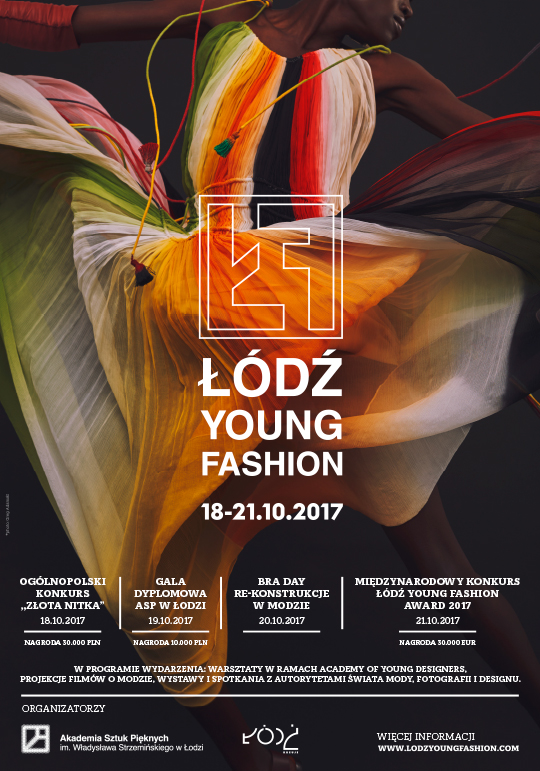Łódź_Young_Fashion_2017_Plakat_18-21.2017