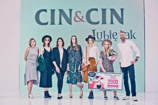 CINCIN Fashon Square Karolina Malinowska Olcyk jury2fot. Michal Zaranek