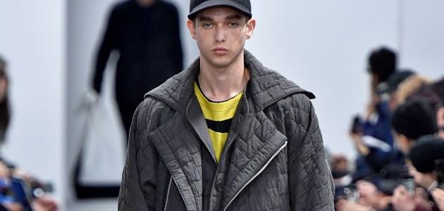 Issey Miyake Paris Fashion Week Men Fall Winter 2018-19 Paris January 2018