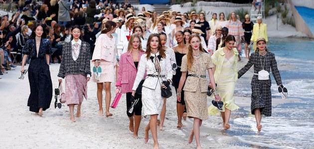 Chanel Paris Fashion Week Spring Summer 2019 Paris Sept-Oct 2018