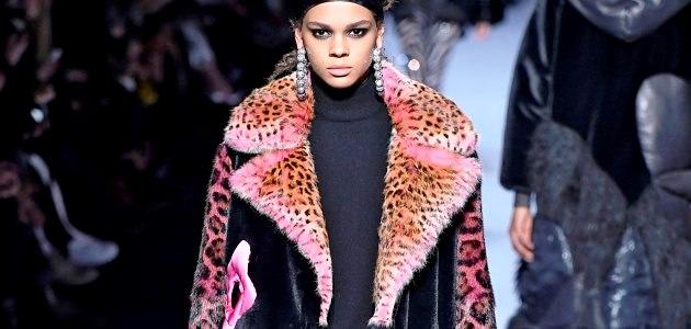 Tom Ford New York Womenswear Fall Winter 2018-1019 NYC February 2018