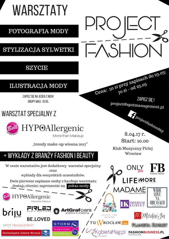 PLAKAT, Project Fashion