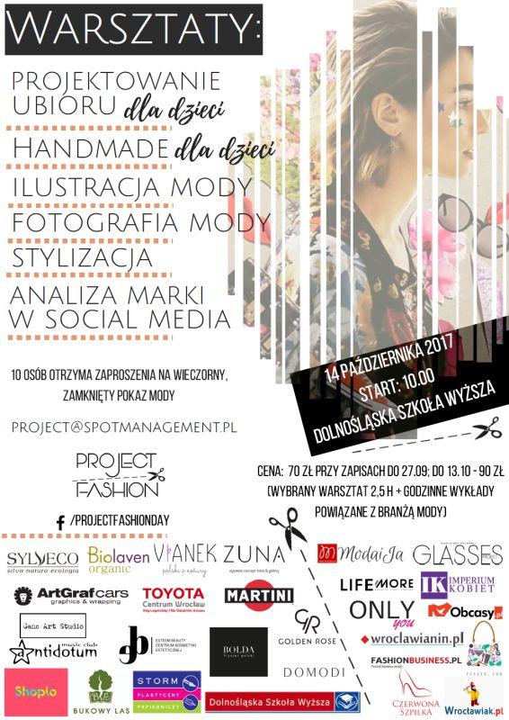 Plakat Project Fashion