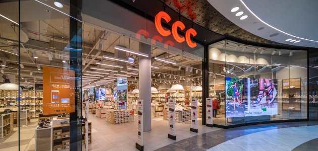 CCC: Poprawa przychodów o 85% w I kw. 2021